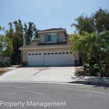 Rental info for 4916 E Somerton Ave in the Anaheim area