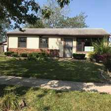 Rental info for Hazel Crest 3 bedroom 1 bath! Move in Ready. Great Family Home!! 17300 Peach Grove