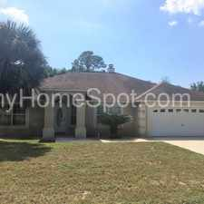 Rental info for 3 Bedroom 2 Bath Home with fenced backyard, minutes from the beach!
