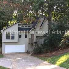Rental Info For AMAZING IN ACWORTH 1038 Summer Place