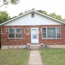 Rental info for MOVE IN READY!! PASSED OCCUPANCY!!! in the St. Louis area