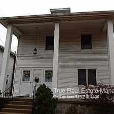 Rental info for 2618 James Avenue in the 41014 area