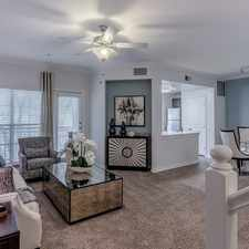 Rental info for The Livingston in the Plano area