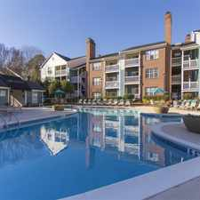 Rental info for Hawthorne at the Park in the Pleasantburg area