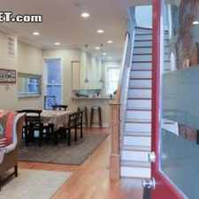 Rental info for $5000 4 bedroom House in Capitol Hill in the Washington D.C. area