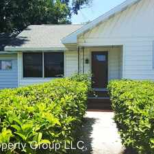Rental info for 5700 25th St N