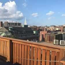 Rental info for 29 Cooper Street in the North End area