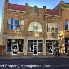 Rental info for 210 and 212 East Main Street