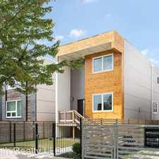 Rental info for 1216 N. Kedzie Ave Townhome in the East Garfield Park area