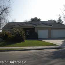 Rental info for 11001 Four Bears Dr in the Bakersfield area