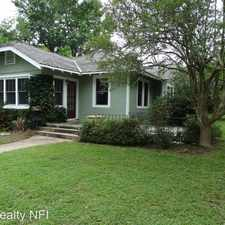 Rental info for 2010 East Avery in the Pensacola area