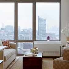 Rental info for 11th Avenue & West 30th Street in the Chelsea area