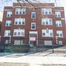 Rental info for 1101 N LeClaire Ave