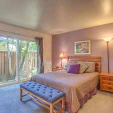 Rental info for $3495 1 bedroom Townhouse in Santa Clara County Sunnyvale in the San Jose area