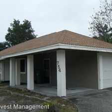 Rental info for 754 Forest Street