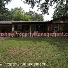 Rental info for 4678 Maddox Ave in the Memphis area