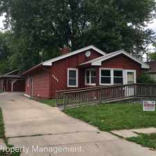 Rental info for 2422 Garfield Ave in the Fairmont Park area