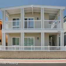 Rental info for 7405 Seashore Dr. A