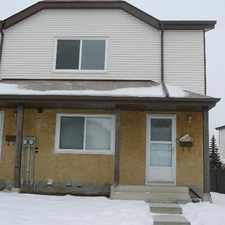 Rental info for 15 - 1411 Millwoods Road East in the Crawford Plains area