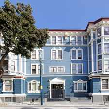Rental info for 400 DUBOCE Apartments in the San Francisco area