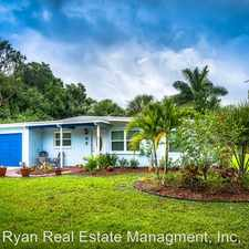 Rental info for 927 W Olympia Ave in the Punta Gorda area