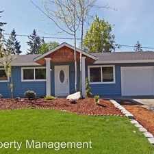 Rental info for 30211 23rd Ave S