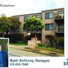 Rental info for Coldwell Banker-San Francisco in the Diamond Heights area