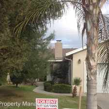 Rental info for 10 Suzanne St. in the Bakersfield area