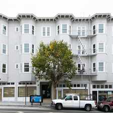 Rental info for 1515 California Street #1 in the Lower Nob Hill area