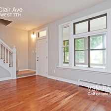 Rental info for 453 St. Clair Ave in the St. Paul area