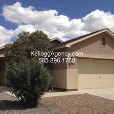 Rental info for High Range Subdivision near Rio Rancho Middle School