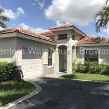Rental info for Cocopalms Nicely Renovated 3/2 Home Available in the Pompano Beach area