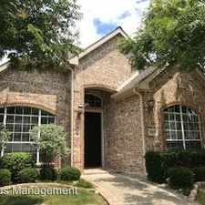 Rental info for 7912 Whippoorwill Drive