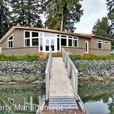 Rental info for 1434 Madrona Point Drive