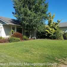 Rental info for 20914 54th Ave Ct E.