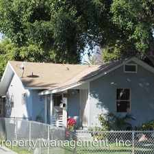 Rental info for 7113 Stafford Avenue in the Huntington Park area
