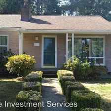 Rental info for 8522 35th St. W