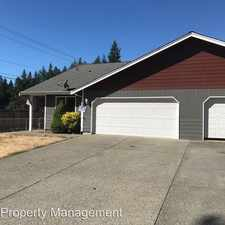 Rental info for 12120 114th Ave. Ct. E