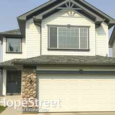 Rental info for 8 Cranfield Place SE - 4 Bedroom House for Rent in the Cranston area