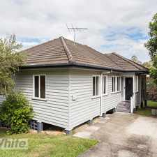 Rental info for 3 Bed Home Close to Nature Reserve, Shops and Schools in the Mount Gravatt East area