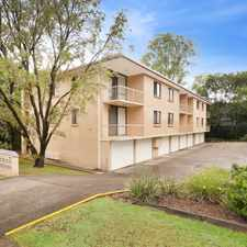 Rental info for Convenient, Modern & Furnished! in the Toowong area