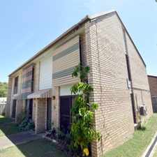 Rental info for :: $110pw TOWNHOUSE ... WALK TO THE CBD in the South Gladstone area