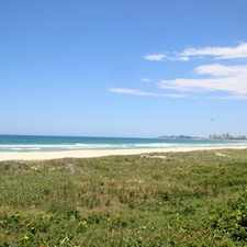 Rental info for BEACHFRONT COMPLEX - GROUND FLOOR in the Gold Coast area