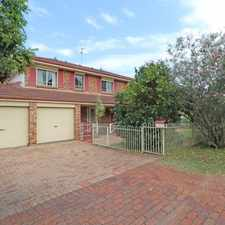 Rental info for Brilliant Family Home in the Wyong area