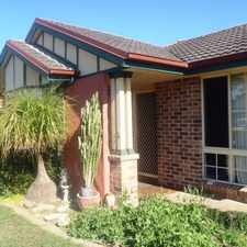 Rental info for INSPECTION - MON 4 SEPT 1.25PM - 1.35PM in the Boambee East area