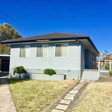 Rental info for Well Presented and Centrally Located in the Mount Warrigal area
