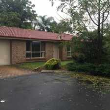 Rental info for Well presented 3 bedroom home close to the city