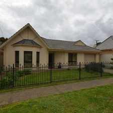 Rental info for NO LONGER AVAILABLE - PROPERTY LEASED BY ROXANNE MCDERMID in the Adelaide area