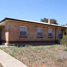 Rental info for Neat and Tidy Maisonette in Central Location in the Whyalla area