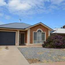 Rental info for Modern centrally located home in the Whyalla area